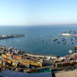 PCS en carga de Transito para el Puerto de Arica